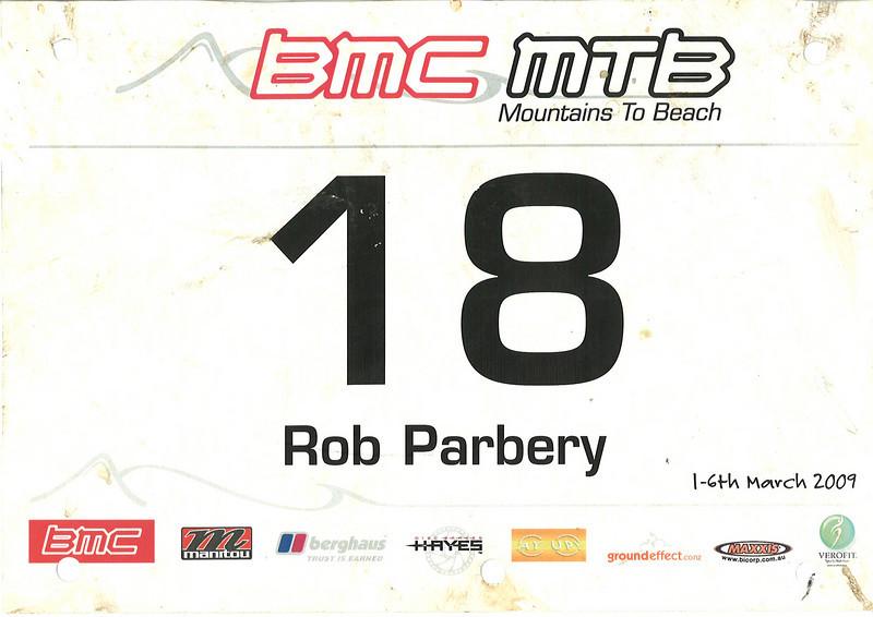 BMC Mountains to Beach 2009.