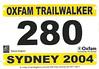 Oxfam Trailwalker 2004