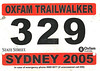 Oxfam Trailwalker 2005