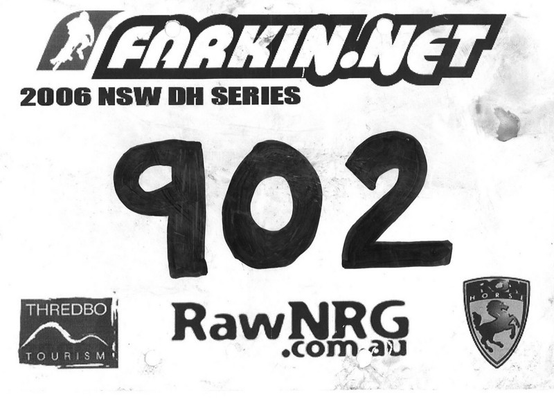 2006 NSW State Series Round 1 DH