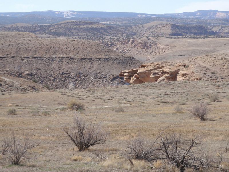 View from Old Spanish Trail