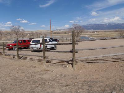 Old Spanish Trail/Gunnision Bluffs South Trailhead