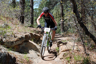 Alan Keeffe - Ascent Cycling MTB Series - Palmer Park