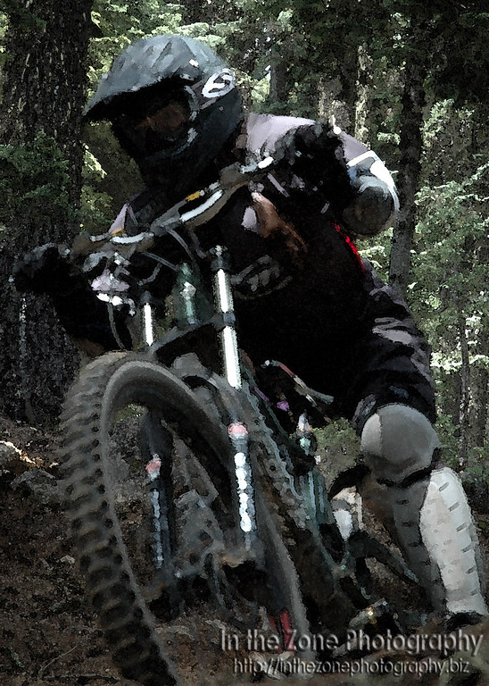 Downhill at Willamette Pass (2006)