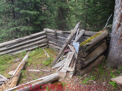 Old Cabin Near Oil Creek Tunnel