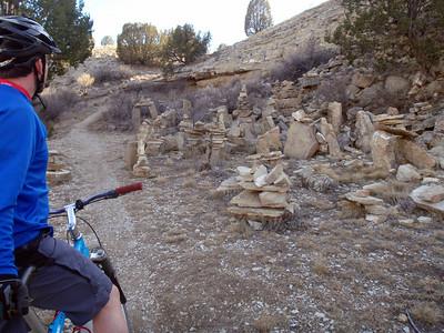 Stonehenge Trail at Pueblo Reservoir