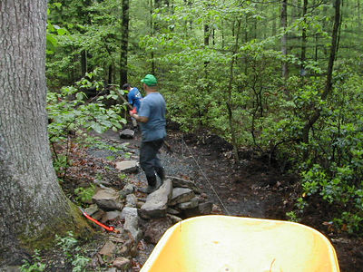 Split Rock Trail Project