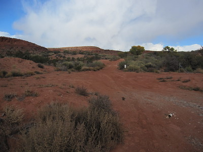 Red Cliffs Desert, UT - 11/10/2012