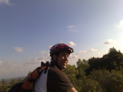 Ride with Erez