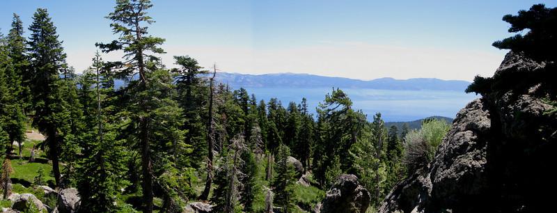 Sawtooth Ridge to Mt Watson July 2009