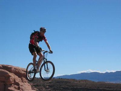 Moab 2004 - Porcupine Rim Trail