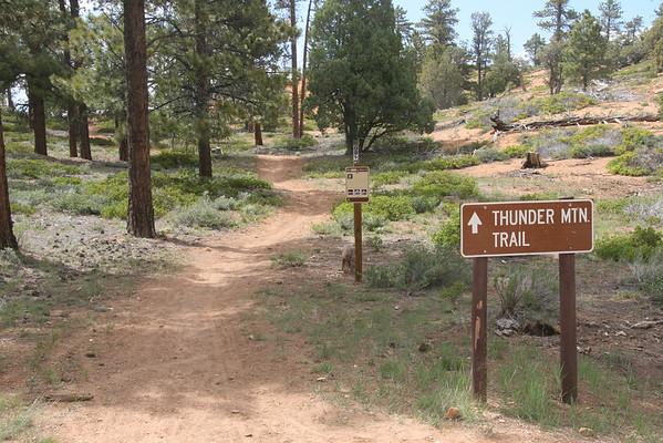 Thunder Mtn Trail, UT - 6/20/2009