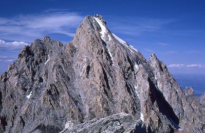 1966 Aug: South/Middle Teton Climb