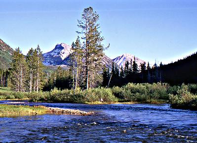 1968 July: LaMotte & Ostler Peaks, Unita Mts, Utah