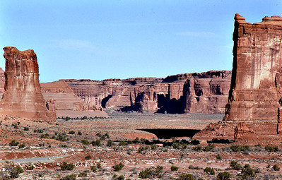 1972 March: Arches National Park, Utah