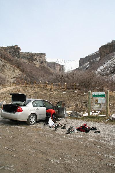 2007 - Mt. Timpanogos