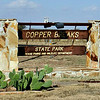 Welcome to Copper Breaks State Park