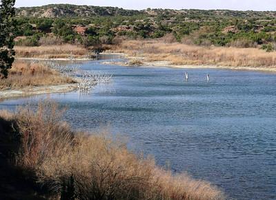 2013 Nov: Copper Breaks State Park, Texas
