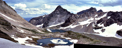 1965 Aug: Avalanche Divide, Grand Tetons, WY