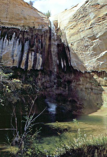 Calf Creek Recreational Area, Utah