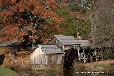 Mabry Mill, Blue Ridge Parkway, VA