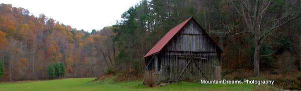 Goose Creek Barn, Floyd County, VA
