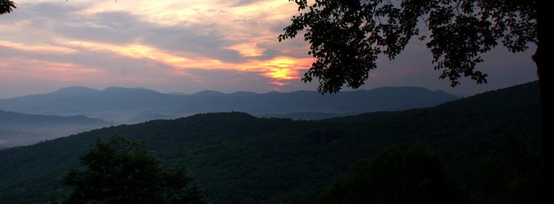 Mountain Morning Muse