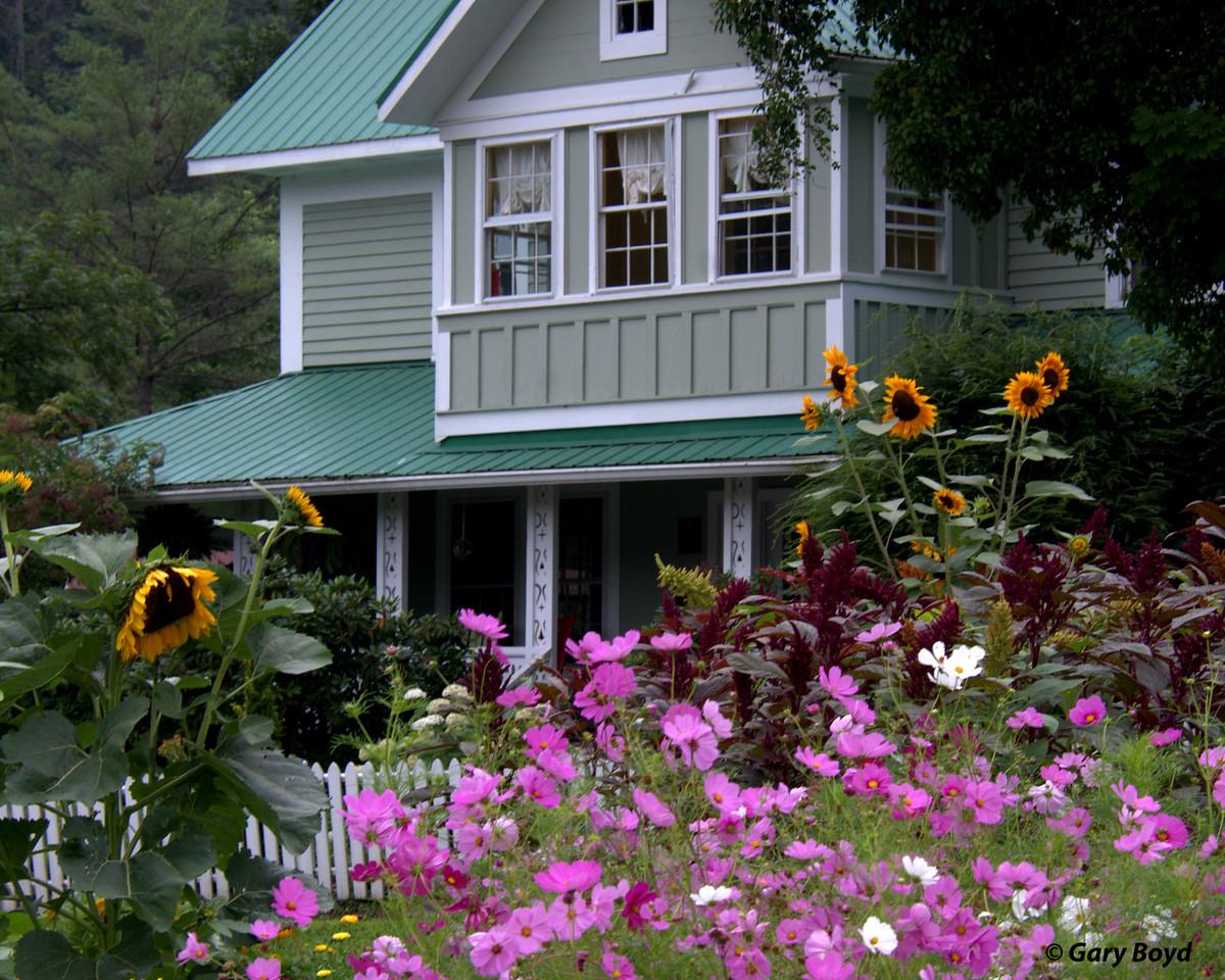Garden View -  Mast Farm Inn