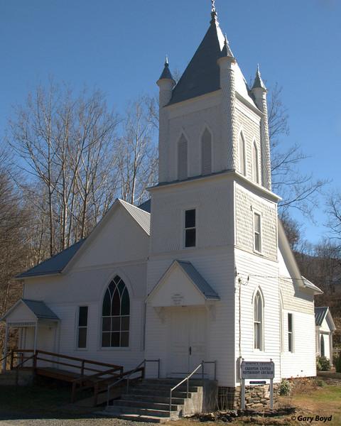 Creston Methodist Church<br /> Creston, NC