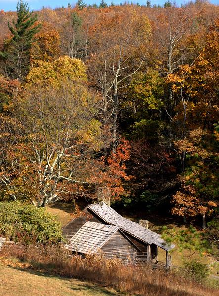 Brinegar Cabin Fall