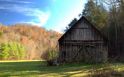 Goose Creek Barn Floyd County, Virginia