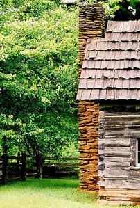 The Puckett Cabin