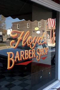 Floyd Barber Shop