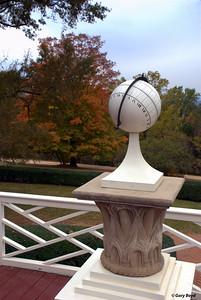 Jefferson's Sun Dial