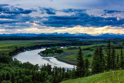Bow River Vista
