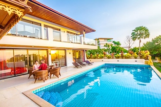 Mountain House Villa, Long Beach, Koh Lanta