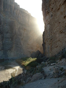 Big Bend, Rio Grande, Texas
