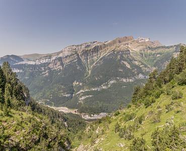 Vistas desde el barranco de Epifanio