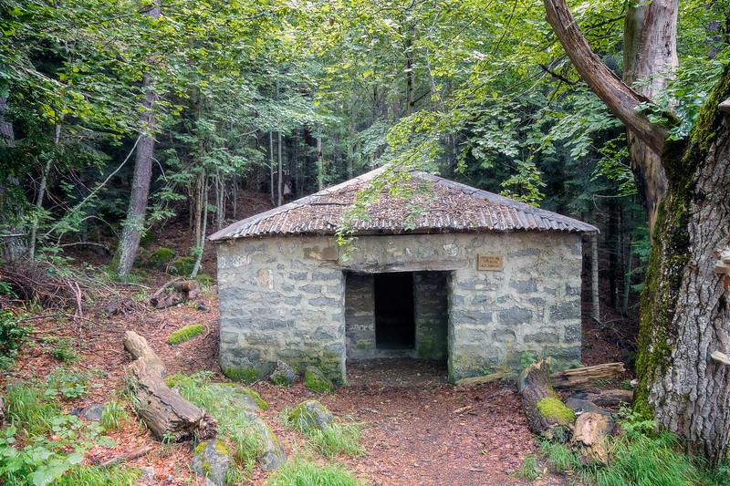 Refugio de Picauve