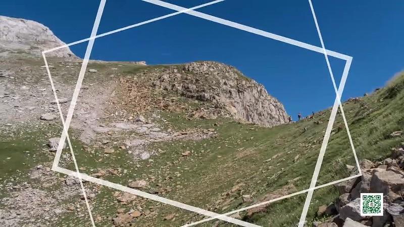 Vídeo presentación de imágenes de la ruta a la Liena del Bozo