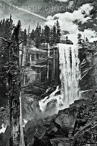 Vernal Falls, YNP, CA