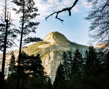North Dome, Yosemite National Park, CA
