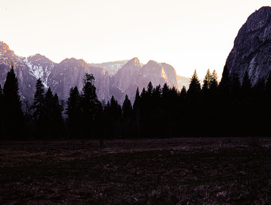 Cathedrals, YNP, CA