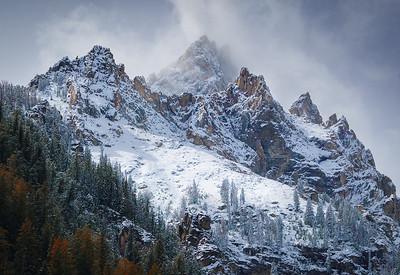 September Snow..