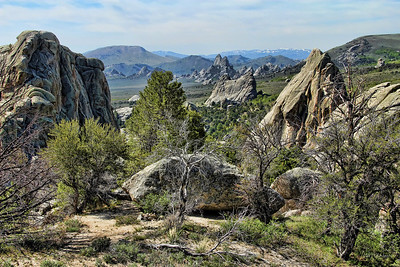 City of Rocks, Idaho