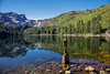 Sierra Buttes and Lower Sardine Lake 1