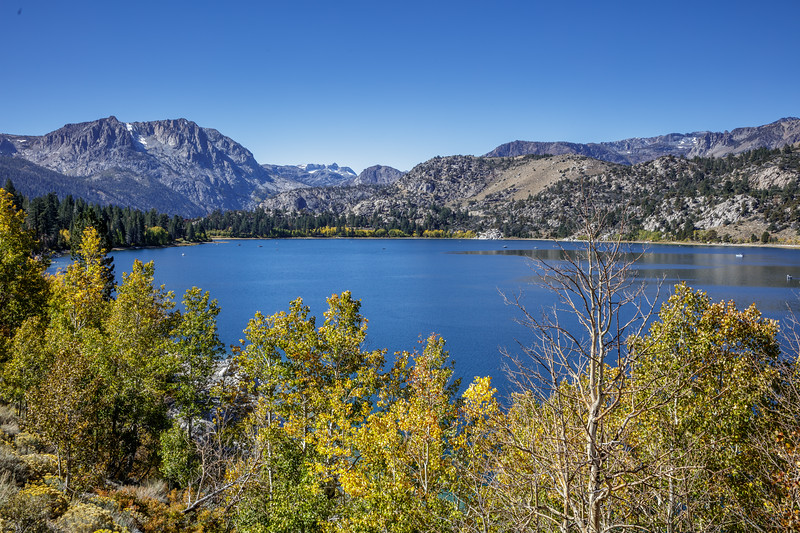 June Lake Fall 2