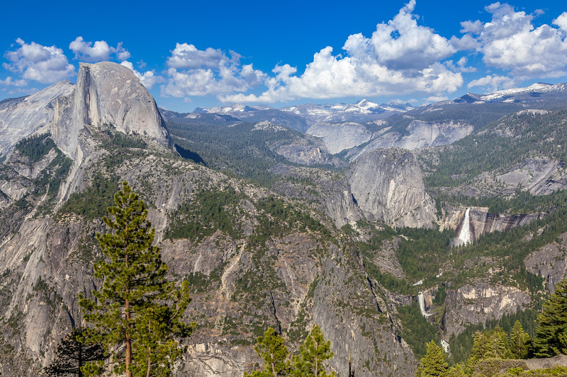 Yosemite Back Country View