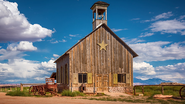 the old west brand-new