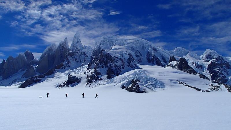 Trailer - Patagonian Icecap 2014